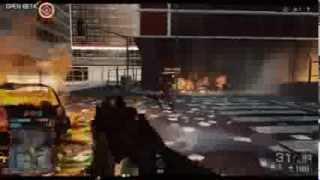 Battlefield 4 BETA Gameplay Xbox 360
