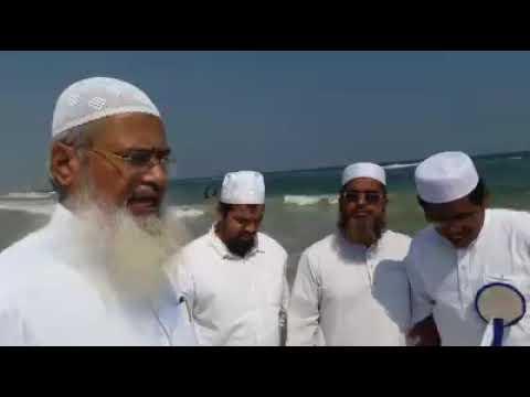 Qari Mohammed Ali Khan, AK Faizal & Others @ Marina Beach, Chennai .