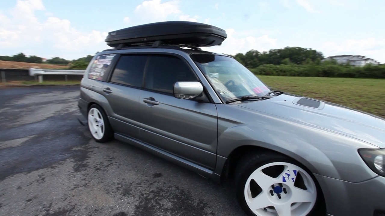 A Review Of The Quot Dad Wagon Quot 2007 Subaru Forester 2 5xt Limited Youtube