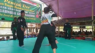 Download lagu Srikandi Ulo Weling Nganjuk vs Srikandi Gunungkidul | Pencak Dor Semin Gunungkidul Yogyakarta