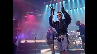 """Frankie Goes To Hollywood """"Rage Hard"""" (TOTP, 04.09.86)"""