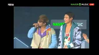 Jonghyun Sing Rap  - 130220 SHINee