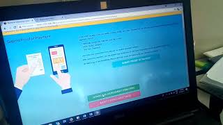 How to enroll online using NUIS account.