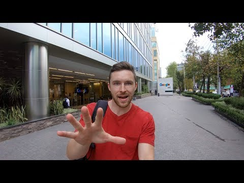 INSIDE Google Headquarters in Mexico City - Vlog 122