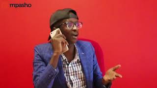 Comedian Njugush calls Miguna MIguna during live interview