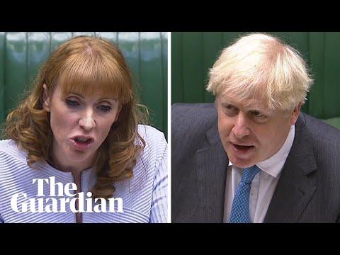 Boris Johnson broke promises on Covid-19 testing, says Angela Rayner