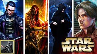 Star Wars: Alle Sith Ären erklärt - Die Geschichte der Sith [Legends]