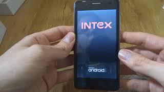 мобильный телефон Intex Cloud Glory N обзор