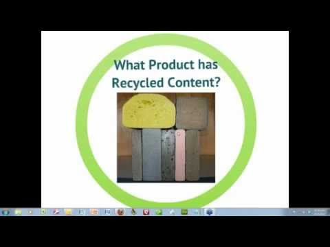 Green Certification  What It Means to the Maryland Recycling Community