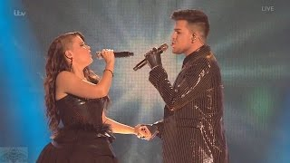 The X Factor UK 2016 Live Shows Finals Saara Aalto 2nd Song Full Clip S13E31