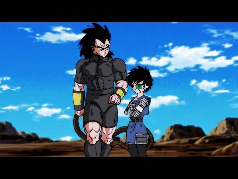 Dragon Ball New Age | Volume 1 | The Arrival Of The New Saiyans