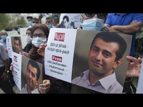 شاهد: فلسطينيون يدعون أوروبا للتدخل للإفراج عن منسق حملة مقاطعة معتقل في السجون الإسرائيلية…  - نشر قبل 2 ساعة
