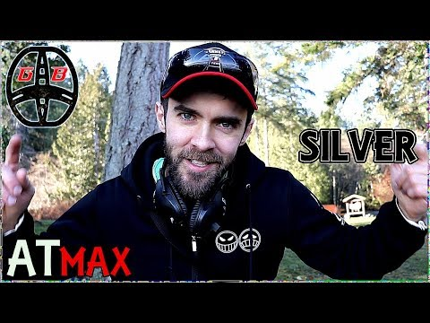 1600's Club!! Multiple Silver Coins!! Metal Detecting Garrett AT MAX - Vancouver Island Canada -