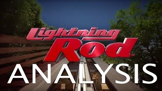 Analysis of Lightning Rod New at Dollywood in 2016 Launched Wooden Roller Coaster