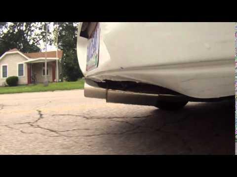 Subaru WRX - New Ebay Exhaust