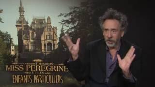 """Interview de Tim Burton pour """"Miss Peregrine et les enfants particuliers"""" - Mardi Cinéma"""