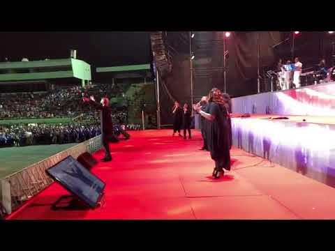 JJ Hairston You deserve it - Dominican Republic - Cruzada Tb Joshua