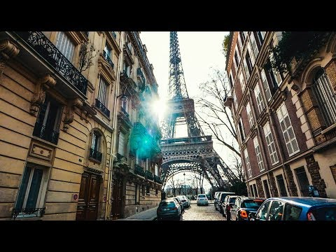 Walking Paris: Paris in One Day (4K)