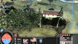 CoH: Modern Combat - First full game Shoutcast ever