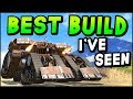 Crossout - The BEST BUILD I've Ever Seen! (Crossout Gameplay)