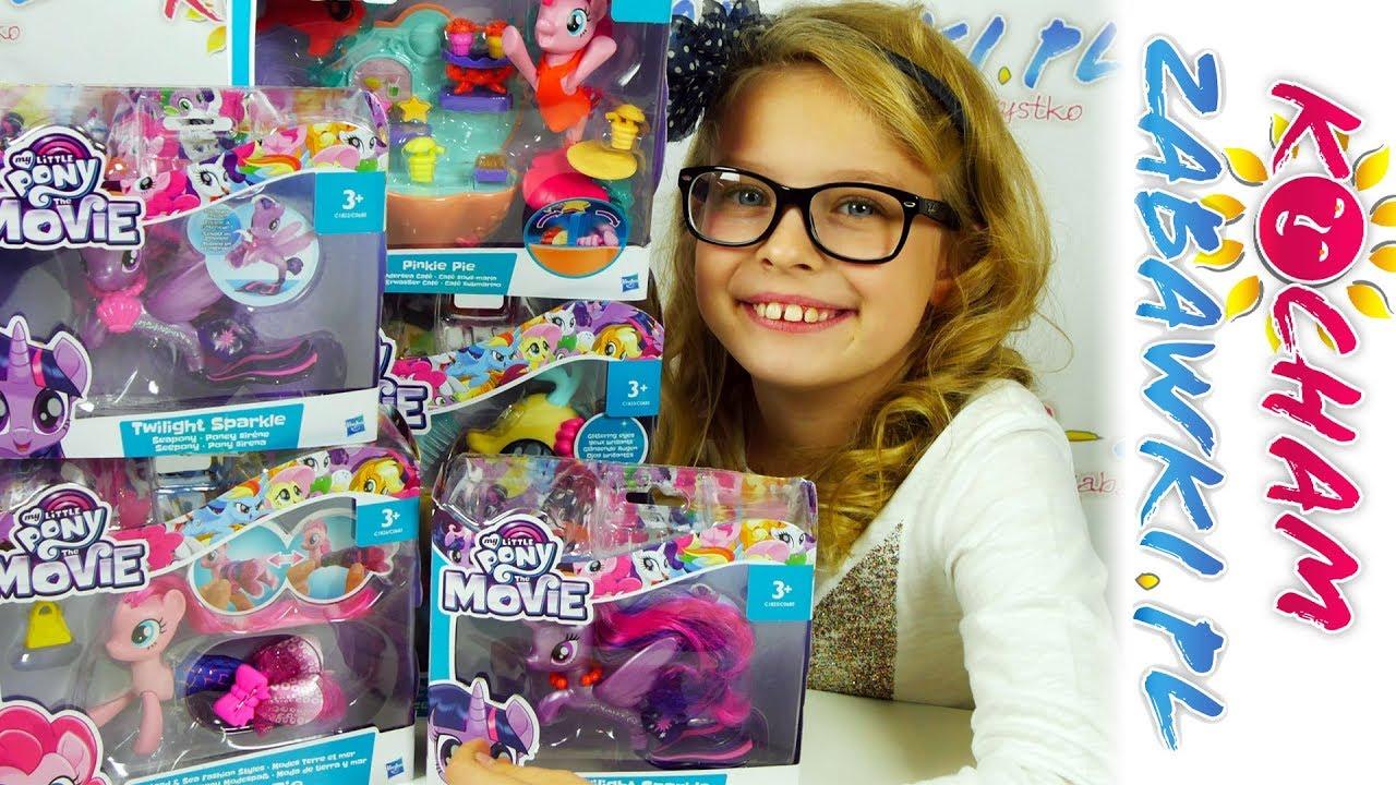 My Little Pony Film • Podwodne Królestwo i Kucyki Syrenki • Film w kinach 6 października