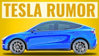 rumor: Tesla Model Y to Surprise Everyone