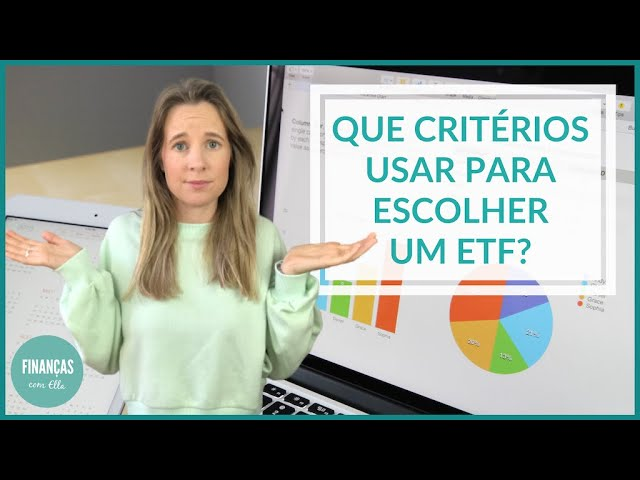 Como escolher um ETF