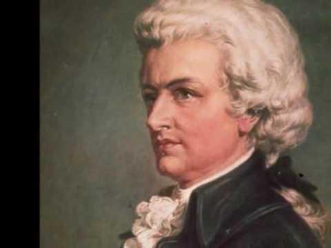 Wolfgang Mozart   Wiegenlied Lullab