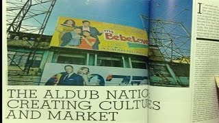 ALDUB featured in Philippine edition of The New York Times