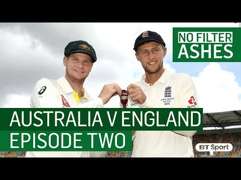 Australia v England | No Filter Ashes, Episode 2 with Vaughan, Swann and Pietersen
