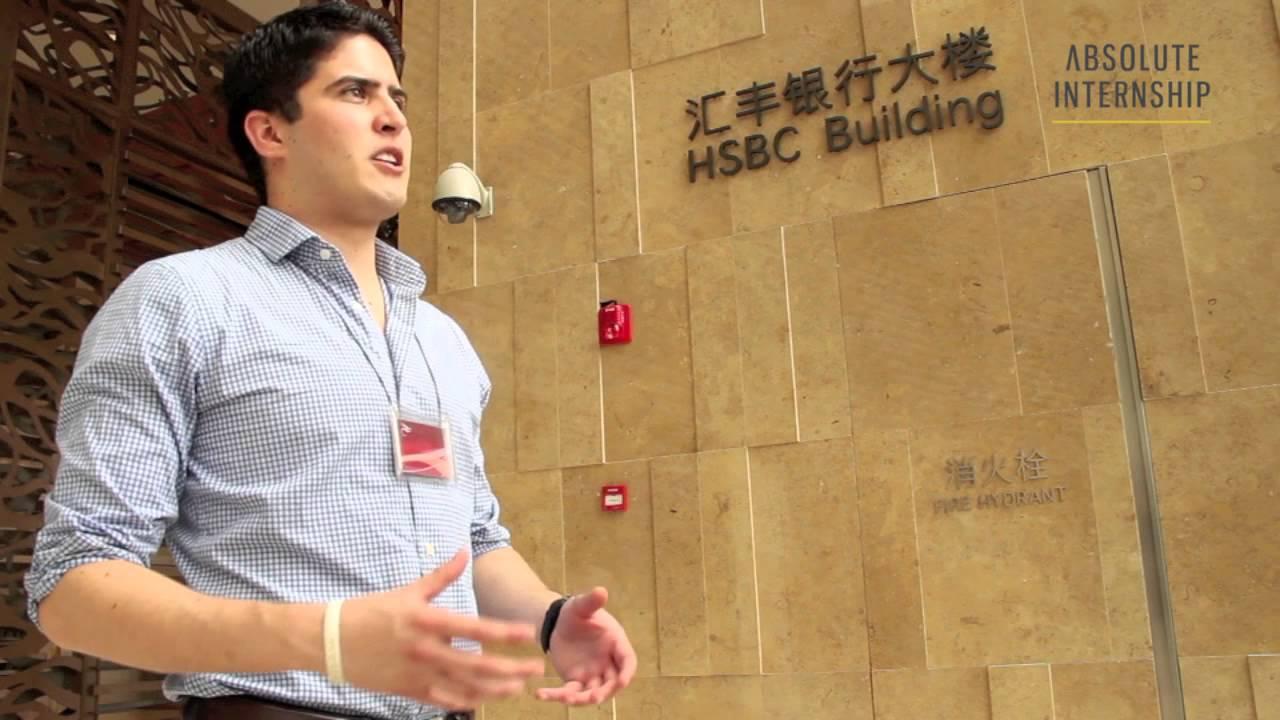 Intern Profile: Gerardo - Business Internship in Shanghai (Español)