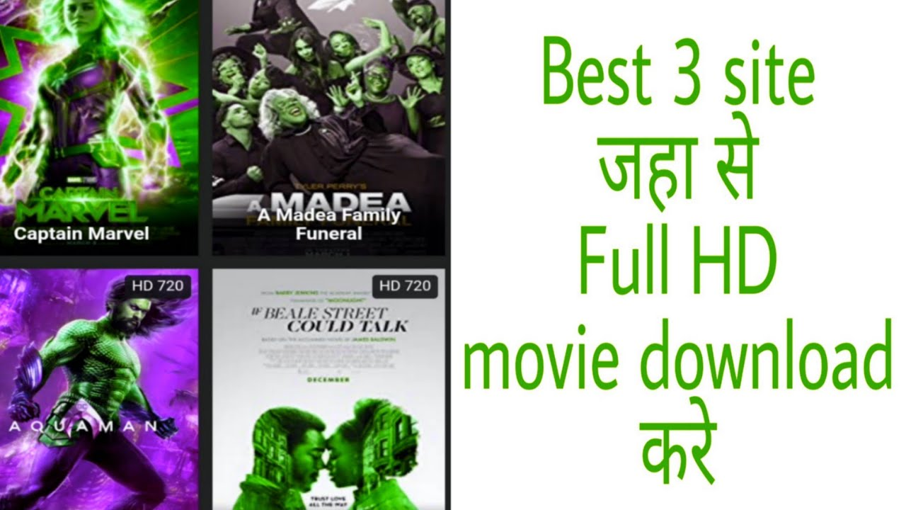 downloading movie best 3 site for  1080p full dh movie