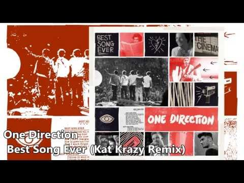 One Direction - Best Song Ever (Kat Krazy Remix) (Audio)