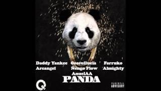panda latinremix farruko ft arcangel daddy yankee cosculluela engo flow almighty anuel aa
