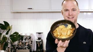 Så gör man egna chips