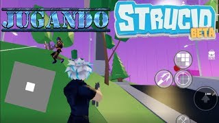 PLAYING STRUCID -ROBLOX