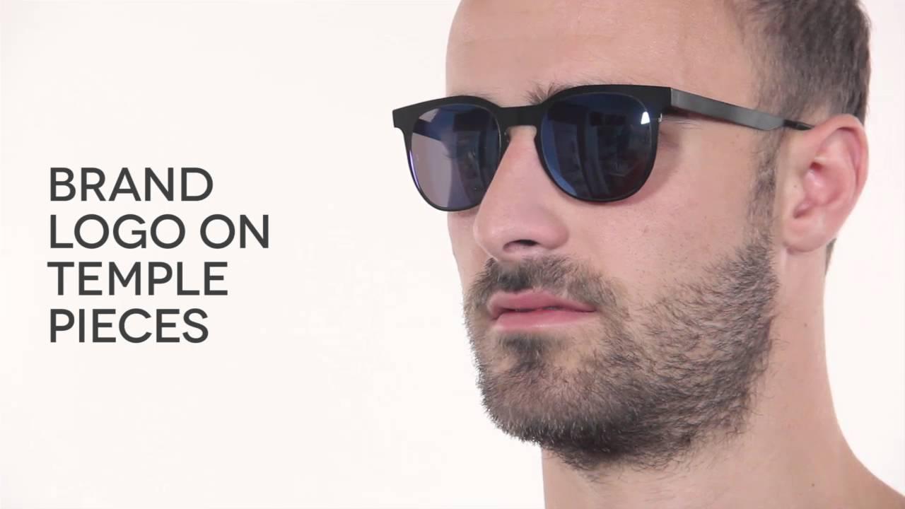 f3a0b4dcf777c Spektre Memento Audere Semper (Black Blue Mirror) Sunglasses Review ...