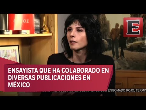 Caldo de cultivo: Fernanda Solórzano, crítica cinematográfica