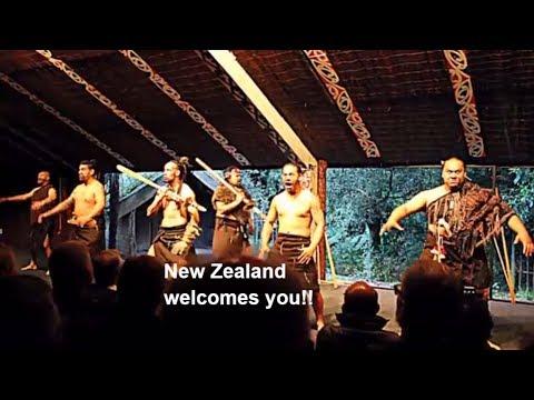 New Zealand travel vlog: Maori, Hobbiton, Cathedral Cove, Rotorua, Cycling, white island, newzealand