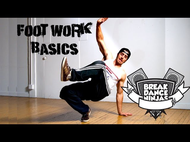 How to Breakdance | Your First Breakdancing Lesson | FOOTWORK Fundamentals