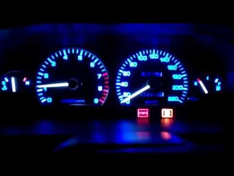 Hyundai Lantra Elantra J1 1994 1 8 Gt 16v Leds Tablero