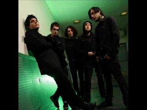 This Is How Disappear Edited By My Chemical Romance