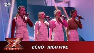Echo synger 'High Five' - Sigrid (Live) | X Factor 2019 | TV 2
