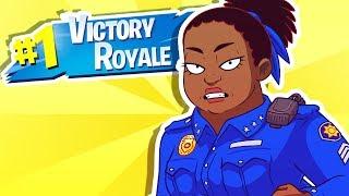 Yo Mama so Strict! Fortnite Battle Royale