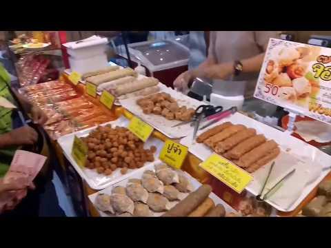 La street food dans un mall