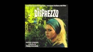 #29 - Piero Piccioni - IL Disprezzo (1963) FULL ALBUM