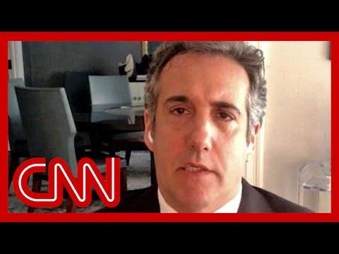 See Michael Cohen's reaction to Trump CFO's criminal charges