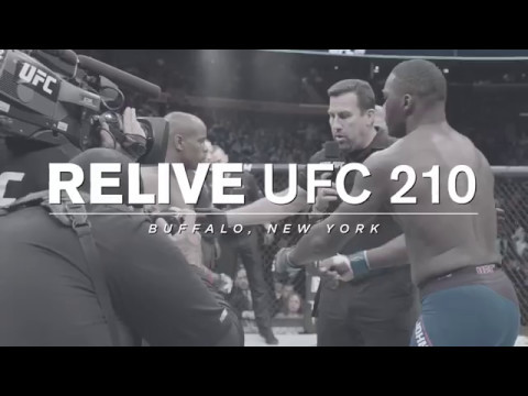 Relive UFC 210 on UFC FIGHT PASS - YouTube