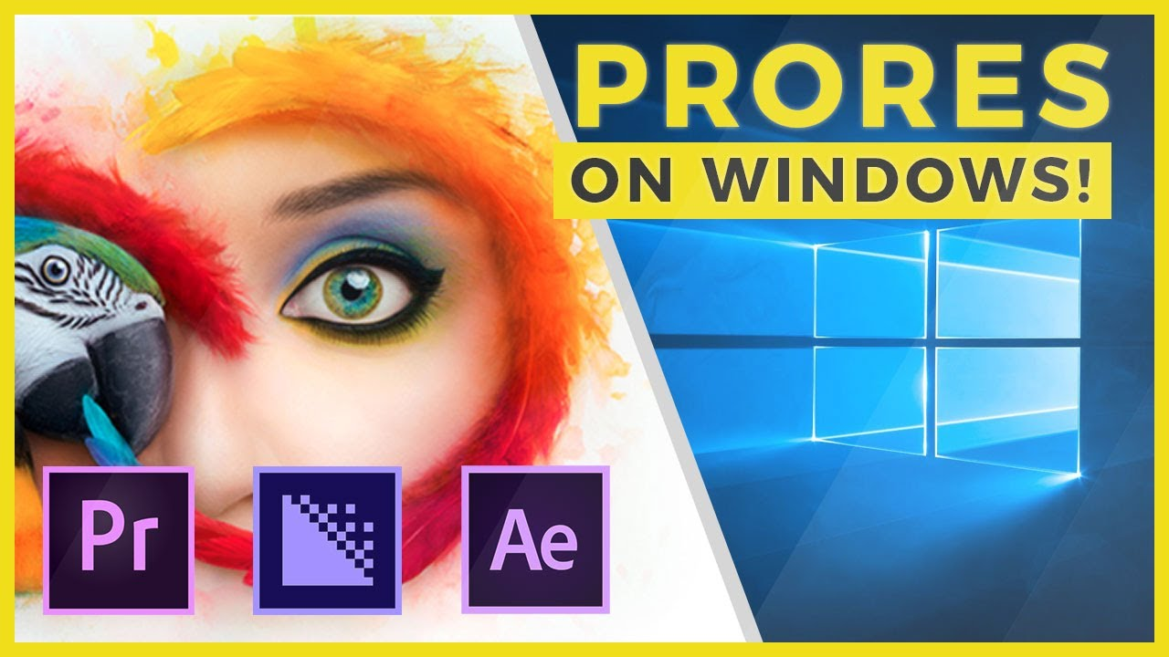 I can't believe it! ProRes Export in Premiere Pro! (and more)