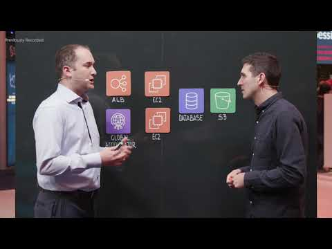 The Trade Desk: Real-time Ad Bidding in the Cloud with AWS Global Accelerator (LIVE)